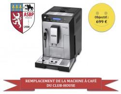 AIDER LE CLUB À REMPLACER LA MACHINE À CAFÉ : PARTICIPER À NOTRE 1ÈRE CAMPAGNE DE FINANCEMENT PARTICIPATIF !