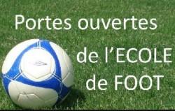 FIN DES RECRUTEMENTS POUR NOTRE ÉCOLE DE FOOT