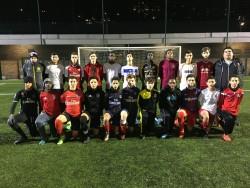 LesU17 reprennent bientot : l'occasion de faire plus ample connaissance avec leur coach!