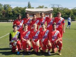 L'entrainement est ouvert pour les nouveaux joueurs U19