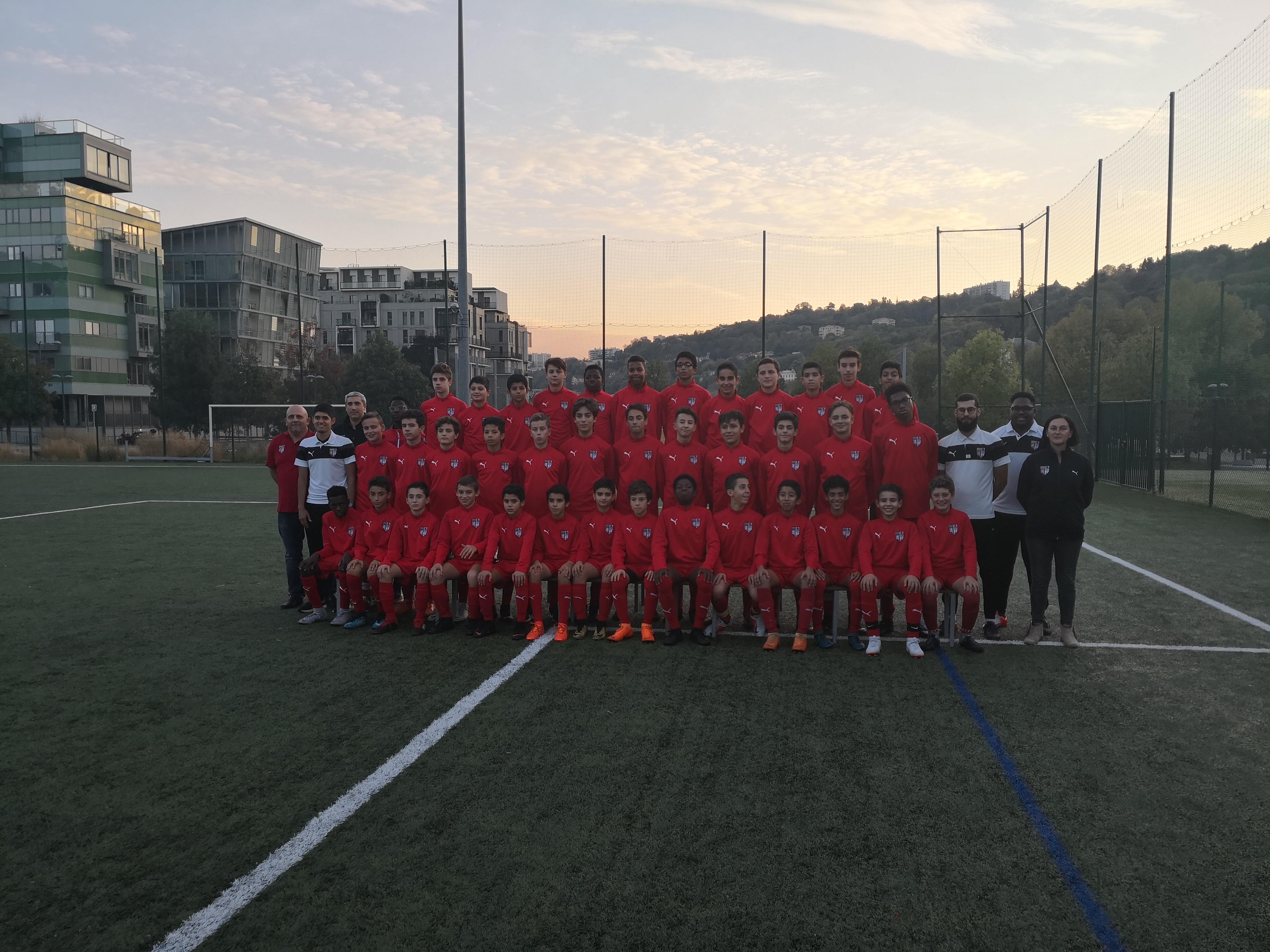 CONVOCATIONS U15 DU SAMEDI 20 OCTOBRE 2018