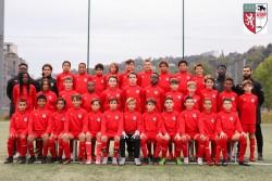 CONVOCATION U13 DU SAMEDI 24 novembre 2018
