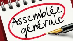NOUVELLE ASSEMBLEE GENERALE ORDINAIRE
