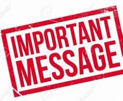 COMMUNICATION AUX ADHERANTS