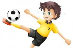 ANIMATION FOOTBALL EN AOUT