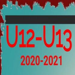 Convocations U12/U13 du samedi 10 octobre 2020